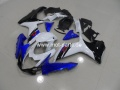 GSX R 600/750 Bj. 11-14 blue black white